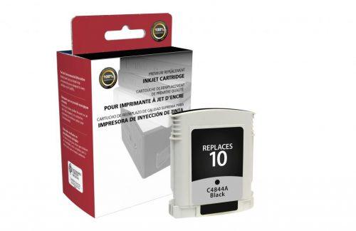 OTPG Remanufactured Black Ink Cartridge for HP C4844A (HP 10)
