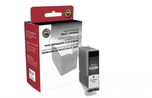 OTPG Remanufactured Black Ink Cartridge for Canon PGI-5