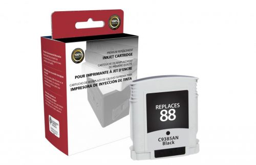 OTPG Remanufactured Black Ink Cartridge for HP C9385AN (HP 88)