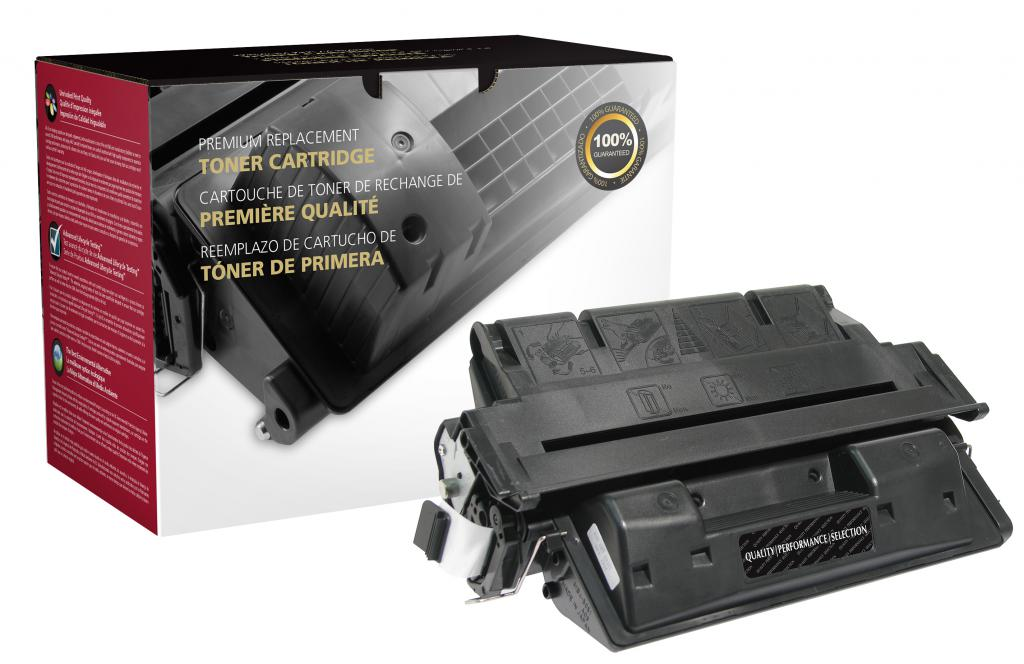OTPG Remanufactured Toner Cartridge for HP C8061A (HP 61A)