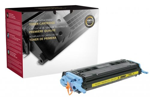 OTPG Remanufactured Yellow Toner Cartridge for HP Q6002A (HP 124A)