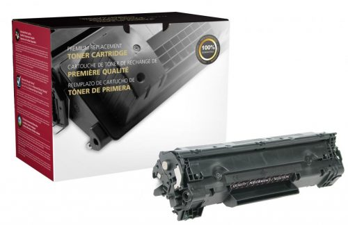 OTPG Remanufactured Extended Yield Toner Cartridge for HP CB436A (HP 36A)