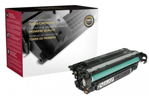 OTPG Remanufactured High Yield Black Toner Cartridge for HP CE250X (HP 504X)