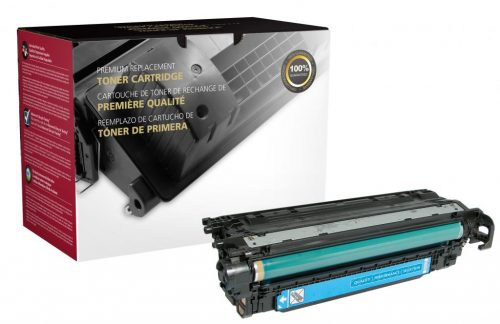 OTPG Remanufactured Cyan Toner Cartridge for HP CE251A (HP 504A)