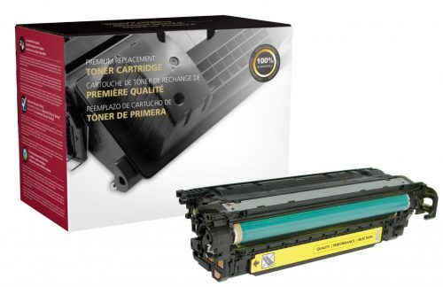 OTPG Remanufactured Yellow Toner Cartridge for HP CE252A (HP 504A)