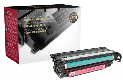 OTPG Remanufactured Magenta Toner Cartridge for HP CE253A (HP 504A)