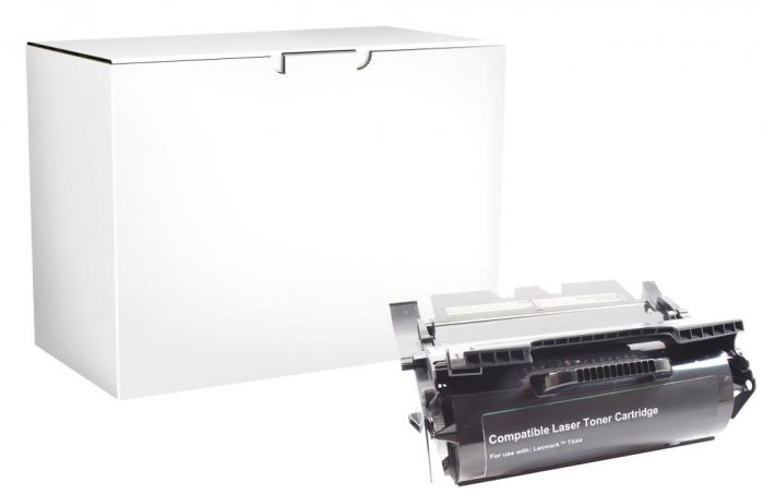 OTPG Remanufactured Extra High Yield Toner Cartridge for Lexmark Compliant T644/X644/X646