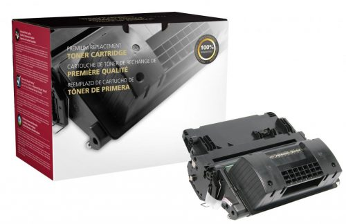 OTPG Remanufactured Extended Yield Black Toner Cartridge for HP CE390X (HP 90X)