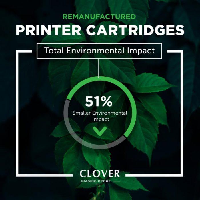 OTPG Remanufactured Cyan Toner Cartridge for Canon CRG-332C
