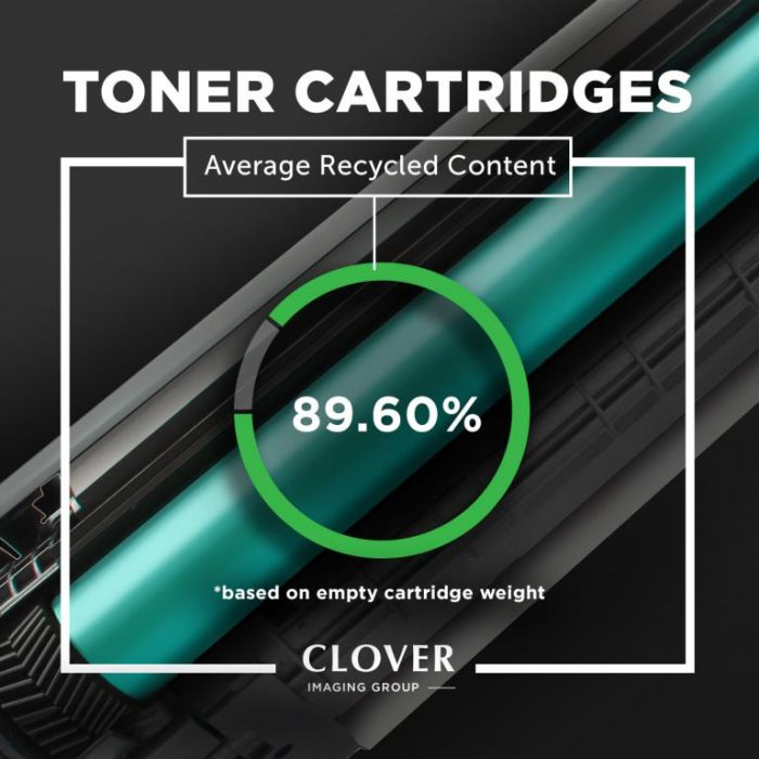 OTPG Remanufactured Black Toner Cartridge for HP CF510A (HP 204A)