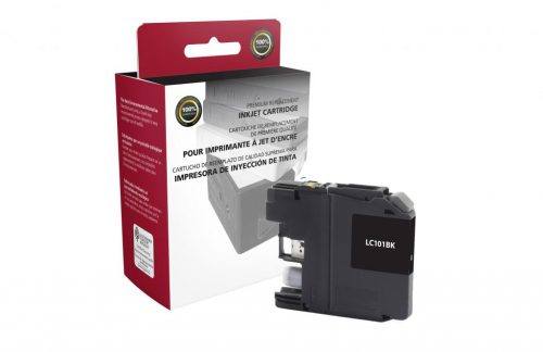 OTPG Non-OEM New Black Ink Cartridge for Brother LC101