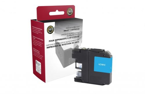 OTPG Non-OEM New Cyan Ink Cartridge for Brother LC101