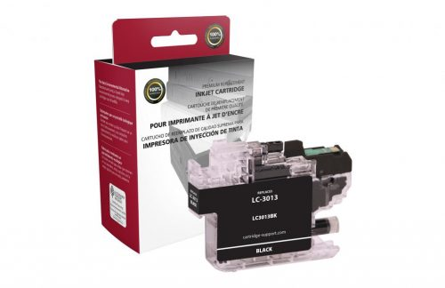 OTPG Non-OEM New High Yield Black Ink Cartridge for Brother LC3013