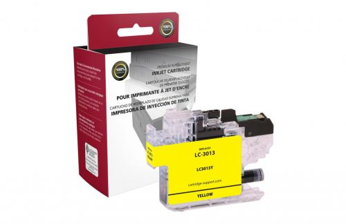 OTPG Non-OEM New High Yield Yellow Ink Cartridge for Brother LC3013