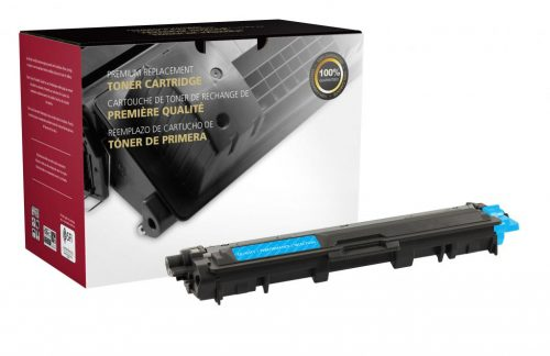 OTPG Remanufactured Cyan Toner Cartridge for Brother TN221