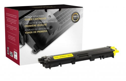 OTPG Remanufactured Yellow Toner Cartridge for Brother TN221