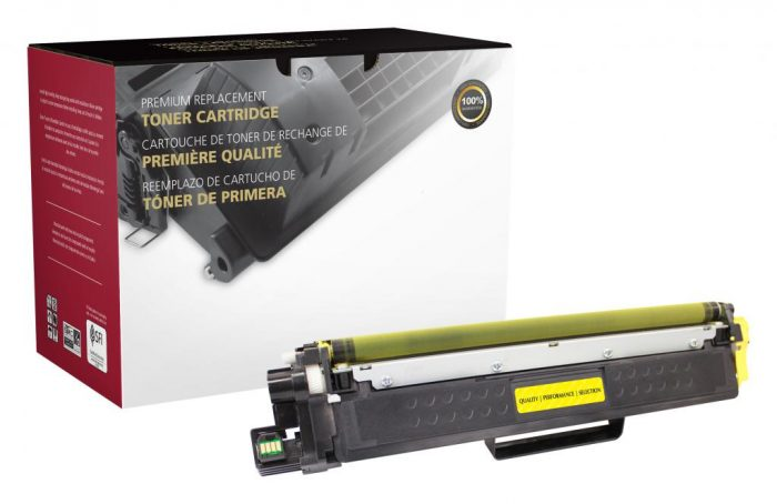 OTPG Remanufactured Yellow Toner Cartridge for Brother TN223