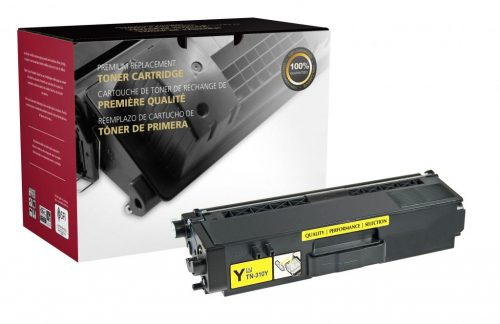 OTPG Remanufactured Yellow Toner Cartridge for Brother TN310