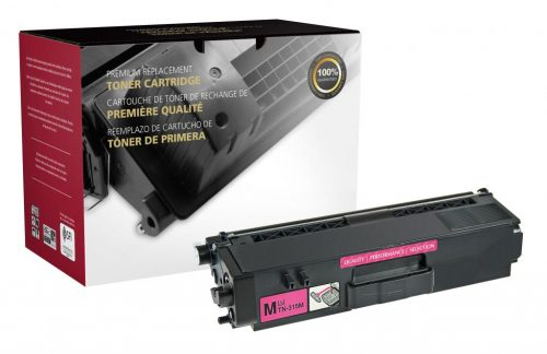 OTPG Remanufactured High Yield Magenta Toner Cartridge for Brother TN315