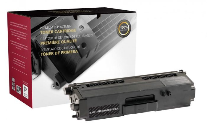 OTPG Remanufactured High Yield Black Toner Cartridge for Brother TN336