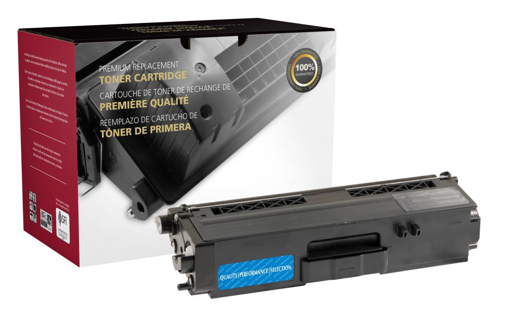 OTPG Remanufactured High Yield Cyan Toner Cartridge for Brother TN336