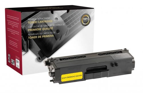 OTPG Remanufactured High Yield Yellow Toner Cartridge for Brother TN336