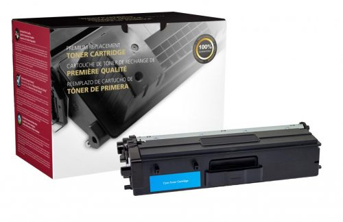 OTPG Remanufactured High Yield Cyan Toner Cartridge for Brother TN433C