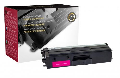 OTPG Remanufactured High Yield Magenta Toner Cartridge for Brother TN433M