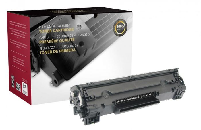 OTPG Remanufactured Toner Cartridge for Canon 3500B001AA (128)