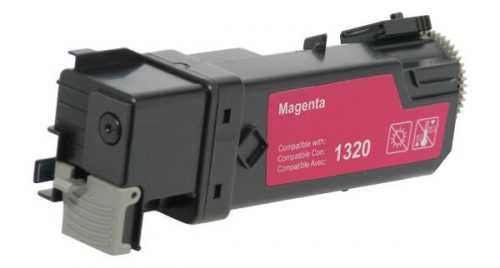 OTPG Non-OEM New High Yield Magenta Toner Cartridge for Dell 1320