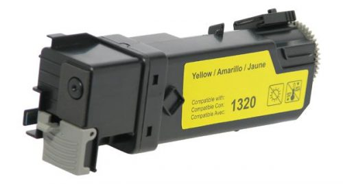 OTPG Non-OEM New High Yield Yellow Toner Cartridge for Dell 1320