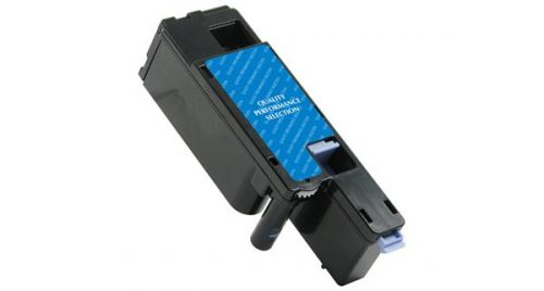 OTPG Remanufactured Cyan Toner Cartridge for Dell C1660