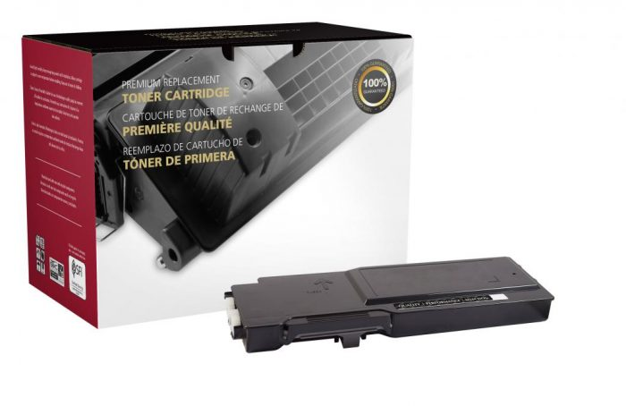 OTPG Remanufactured High Yield Black Toner Cartridge for Dell C2660