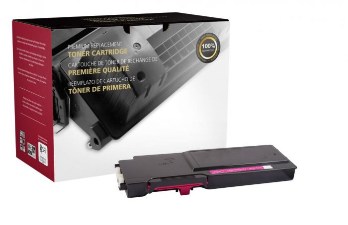 OTPG Remanufactured High Yield Magenta Toner Cartridge for Dell C2660