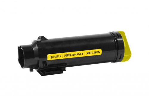 OTPG Remanufactured Extra High Yield Yellow Toner Cartridge for Dell H825
