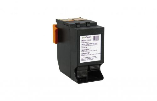 ecoPost Non-OEM New Postage Meter Red Ink Cartridge for NeoPost, Hasler IJINK3456H/4105243U/WJ69INK/4124705S