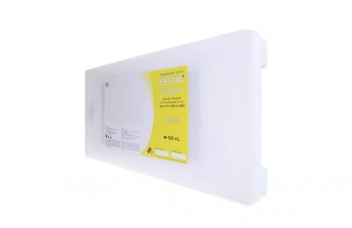 WF Non-OEM New Yellow Wide Format Ink Cartridge for T512011