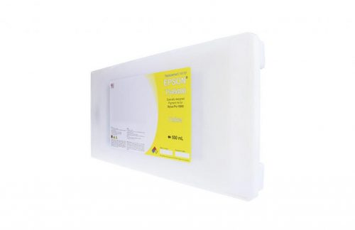 WF Non-OEM New Yellow Wide Format Ink Cartridge for T549400