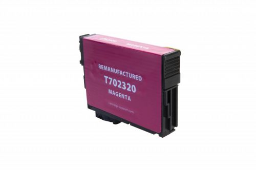 EPC Remanufactured Magenta Ink Cartridge for Epson T702320