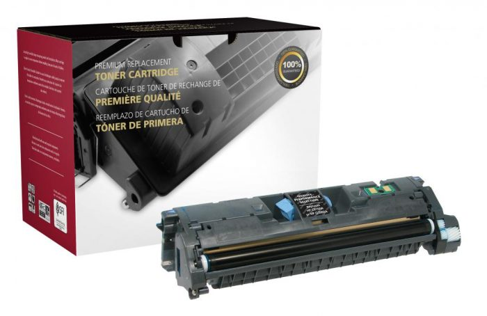 OTPG Remanufactured Black Toner Cartridge for HP C9700A/Q3960A (HP 121A/122A)