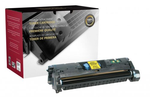 OTPG Remanufactured Yellow Toner Cartridge for HP C9702A/Q3962A (HP 121A/122A/123A)