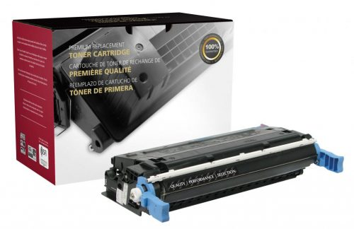 OTPG Remanufactured Black Toner Cartridge for HP C9720A (HP 641A)