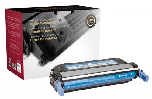 OTPG Remanufactured Cyan Toner Cartridge for HP CB401A (HP 642A)