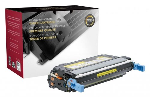 OTPG Remanufactured Yellow Toner Cartridge for HP CP4005 (HP 642A)