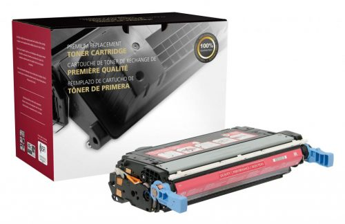 OTPG Remanufactured Magenta Toner Cartridge for HP CB403A (HP 642A)