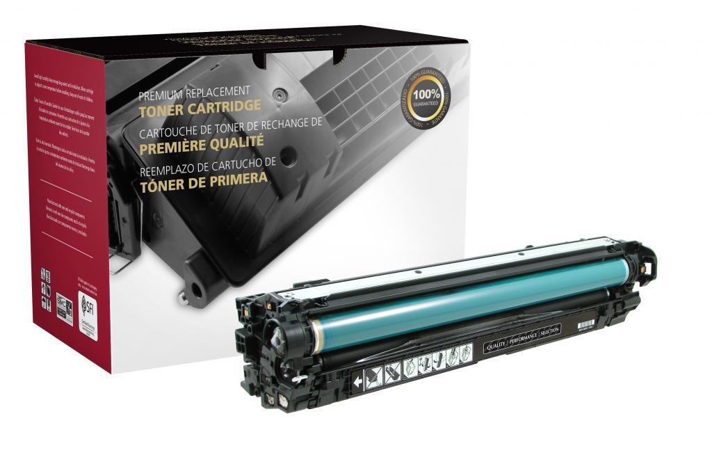 OTPG Remanufactured Black Toner Cartridge for HP CE270A (HP 650A)