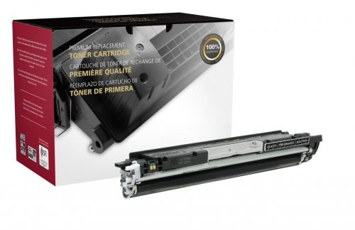 OTPG Remanufactured Black Toner Cartridge for HP CE310A (HP 126A)