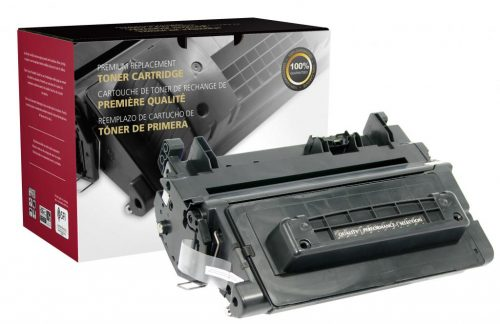 OTPG Remanufactured Extended Yield Toner Cartridge for HP CE390A (HP 90A)