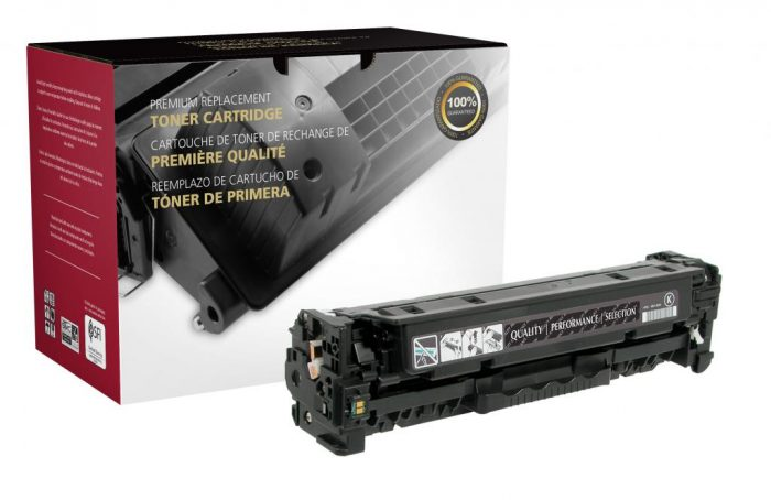 OTPG Remanufactured High Yield Black Toner Cartridge for HP CE410X (HP 305X)