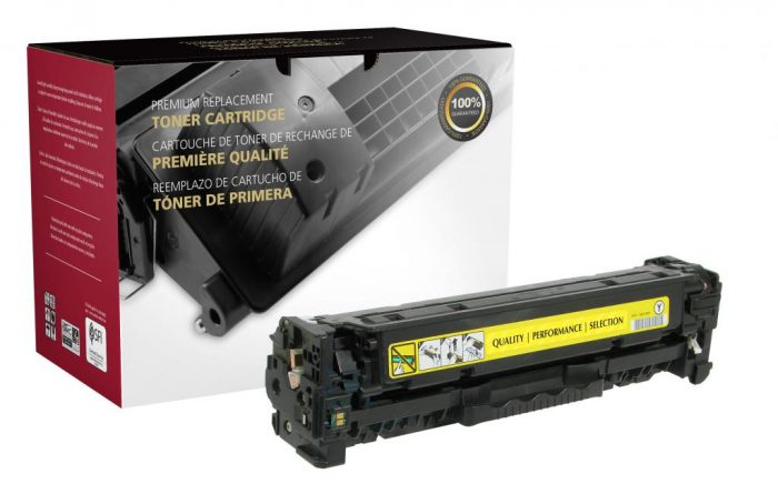 OTPG Remanufactured Yellow Toner Cartridge for HP CE412A (HP 305A)